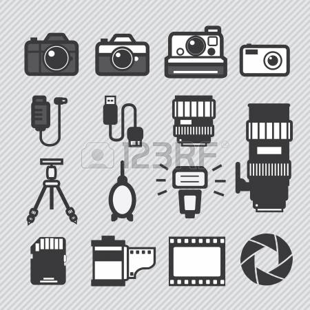 1,643 Camera Lens Vector Stock Vector Illustration And Royalty.