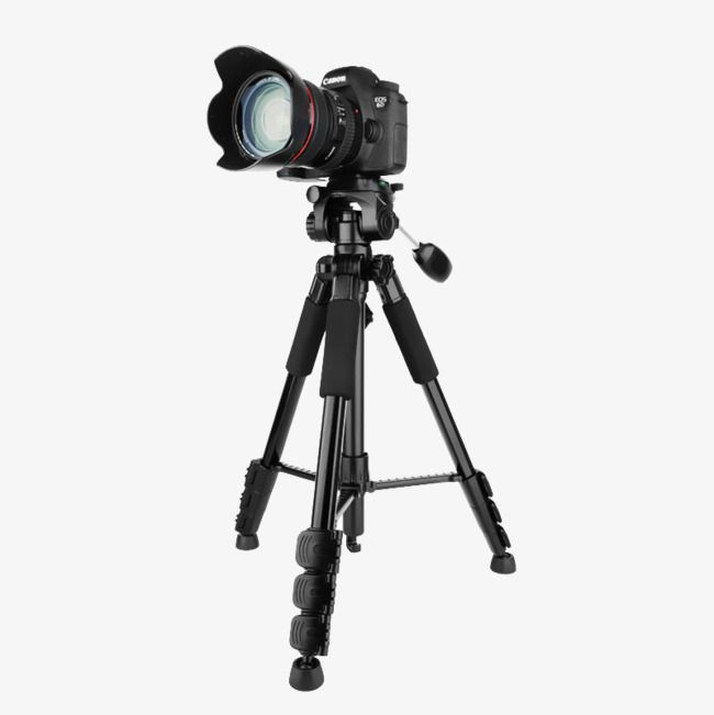 Slr Camera Tripod, Camera Clipart, Slr Tripod, Product Kind.