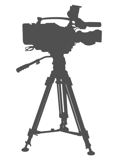 Download Video Camera Tripod Clipart HQ PNG Image.