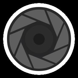aperture icon.