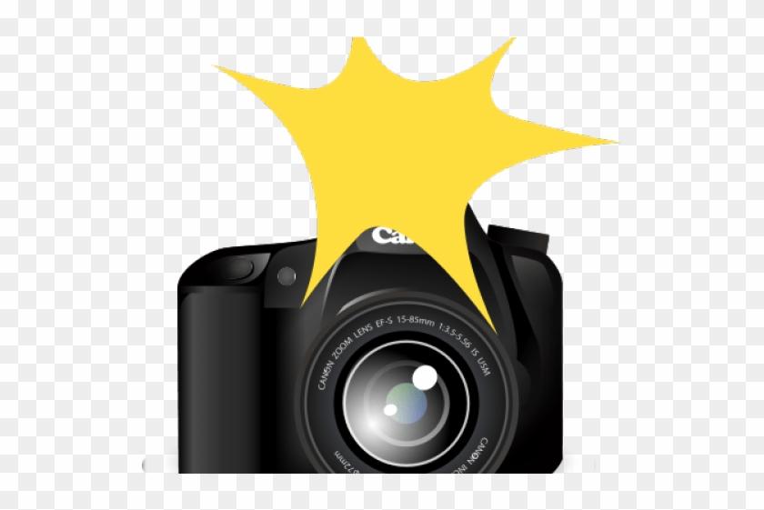 The Flash Clipart Camera Flash.