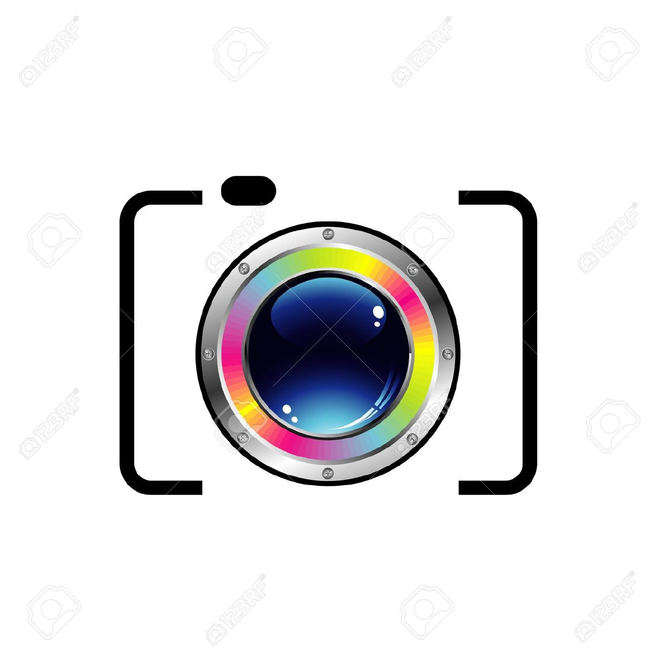 Digital Camera Royalty Free Cliparts, Vectors, And Stock.