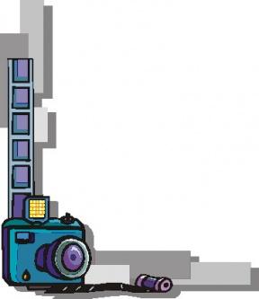 Camera Border Clip Art   Clipart Free Download.