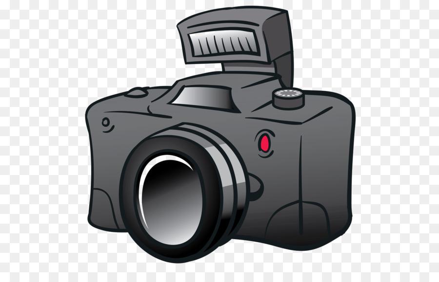 Cartoon Camera clipart.