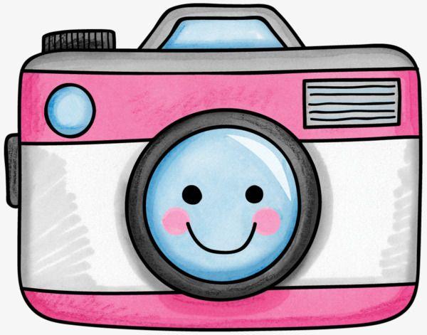 Cute Cartoon Camera, Cartoon Clipart, Camera Clipart, Cute.