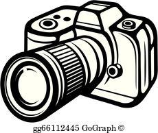 Digital Camera Clip Art.