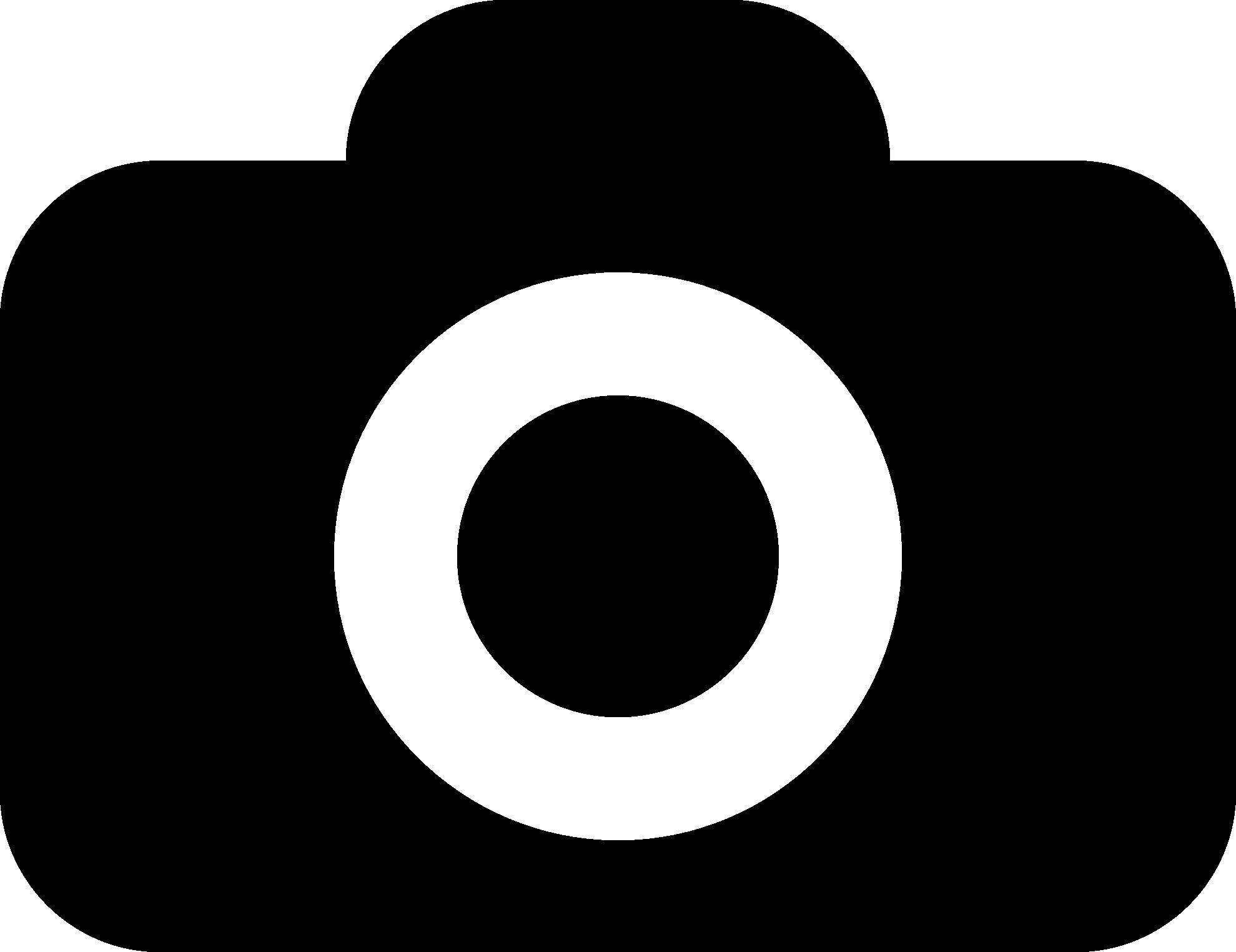 Camera Vector Clipart.