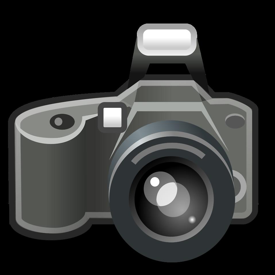 camera clip art transparent background - Clipground