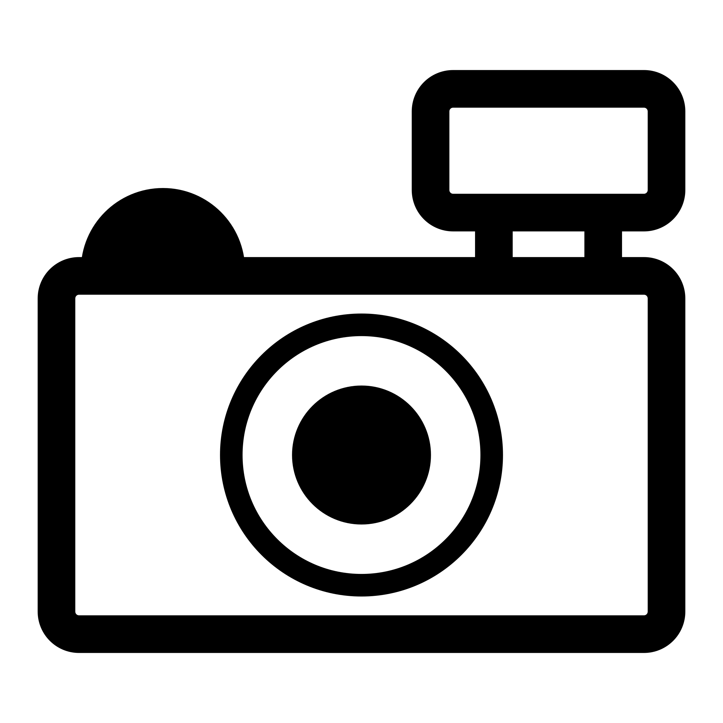image of camera clipart #19