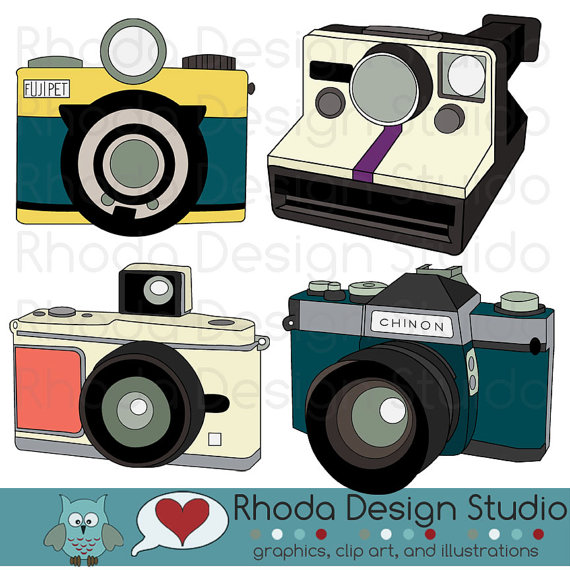 Camera Clip Art Color Related Keywords & Suggestions.