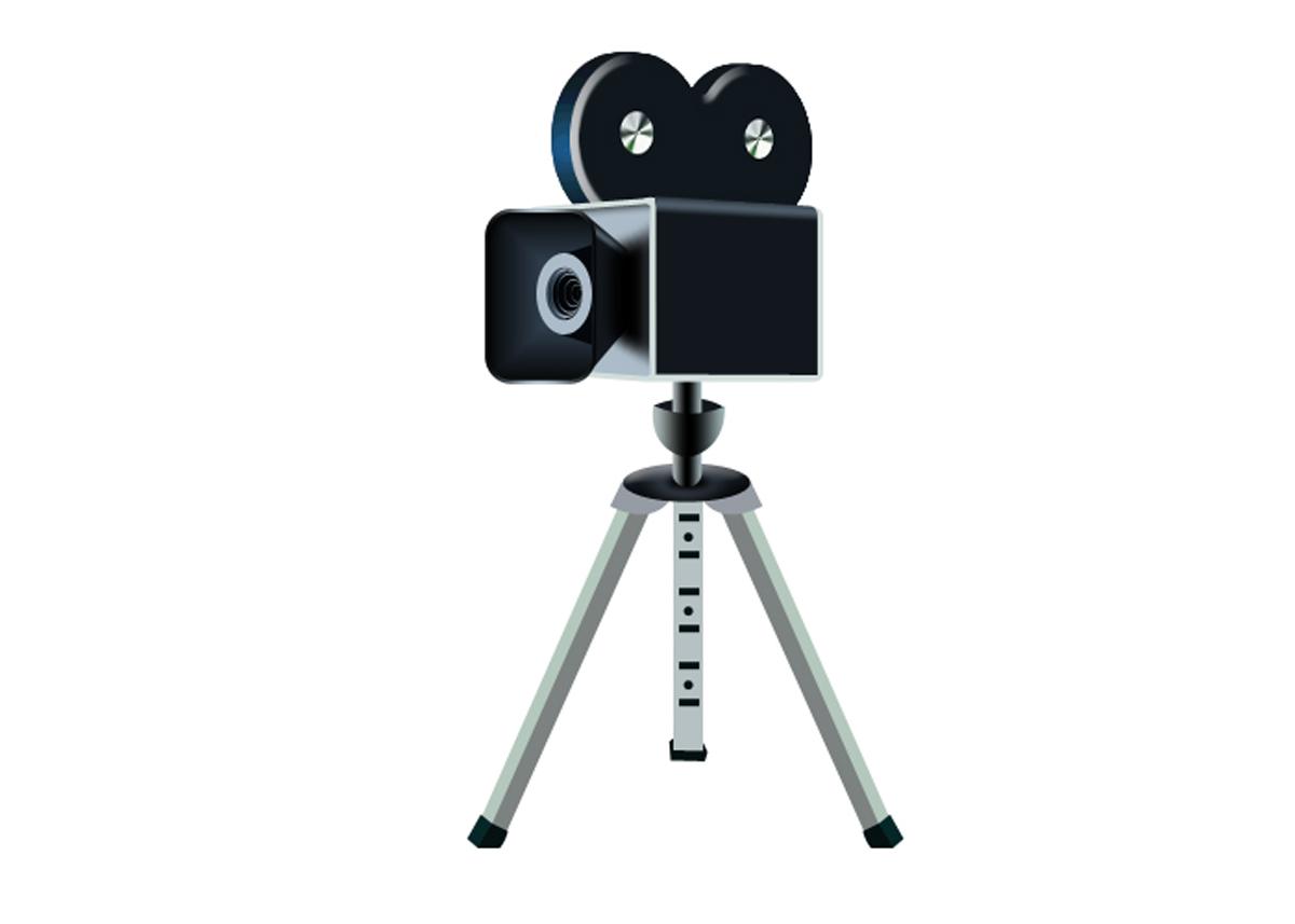 Free Movie Camera Icon, Download Free Clip Art, Free Clip.