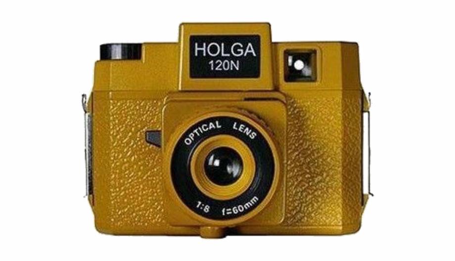 Holga Medium Format Camera.