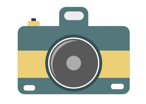 Camera clip art at clker vector clip art.