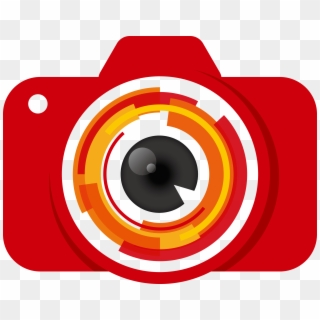 Free Photography Camera Logo Png Transparent Images.