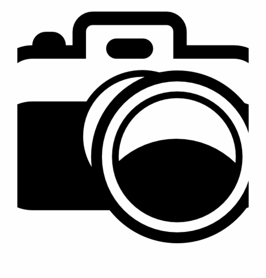 Camera Clipart Png Camera Clipart Black And White Png.