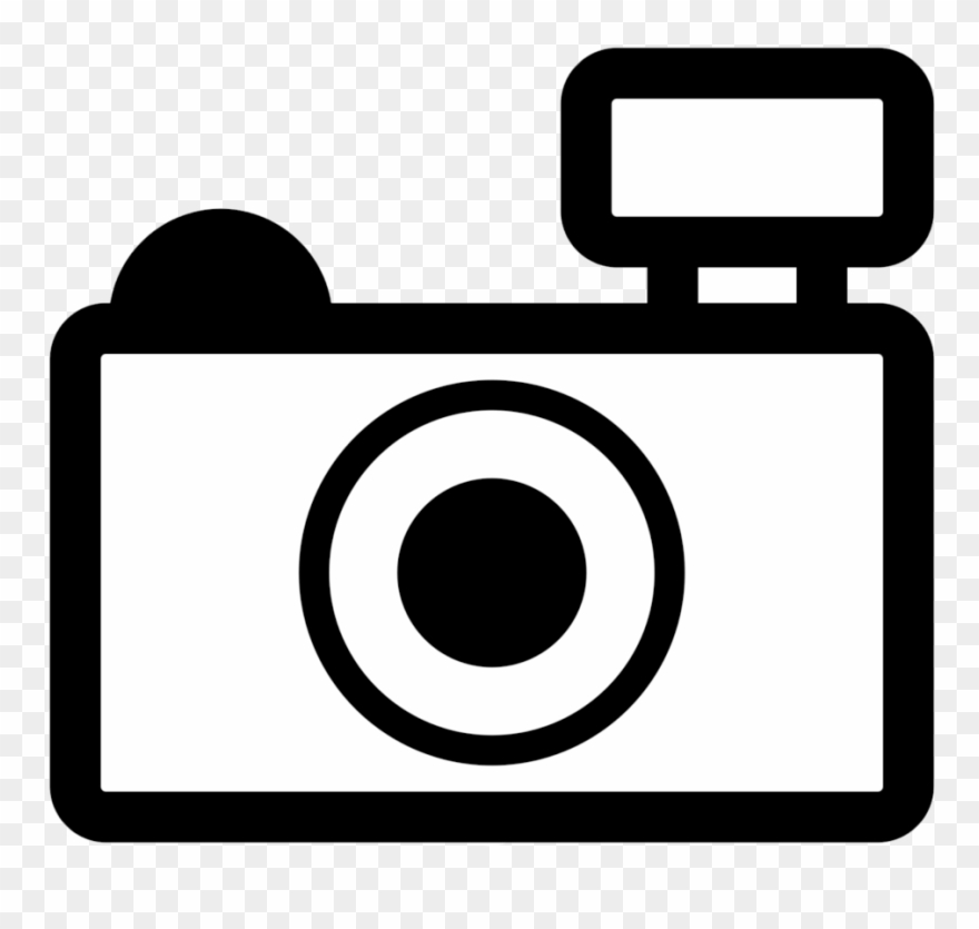 Photographer Clipart Outline.