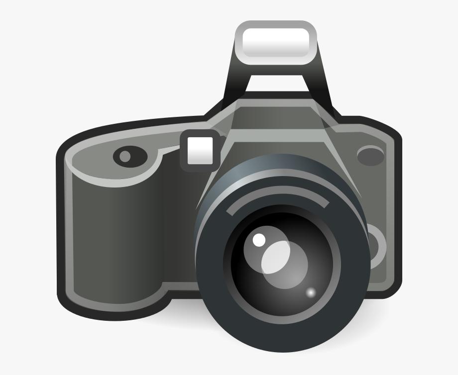 Photo Camera Clipart Png.