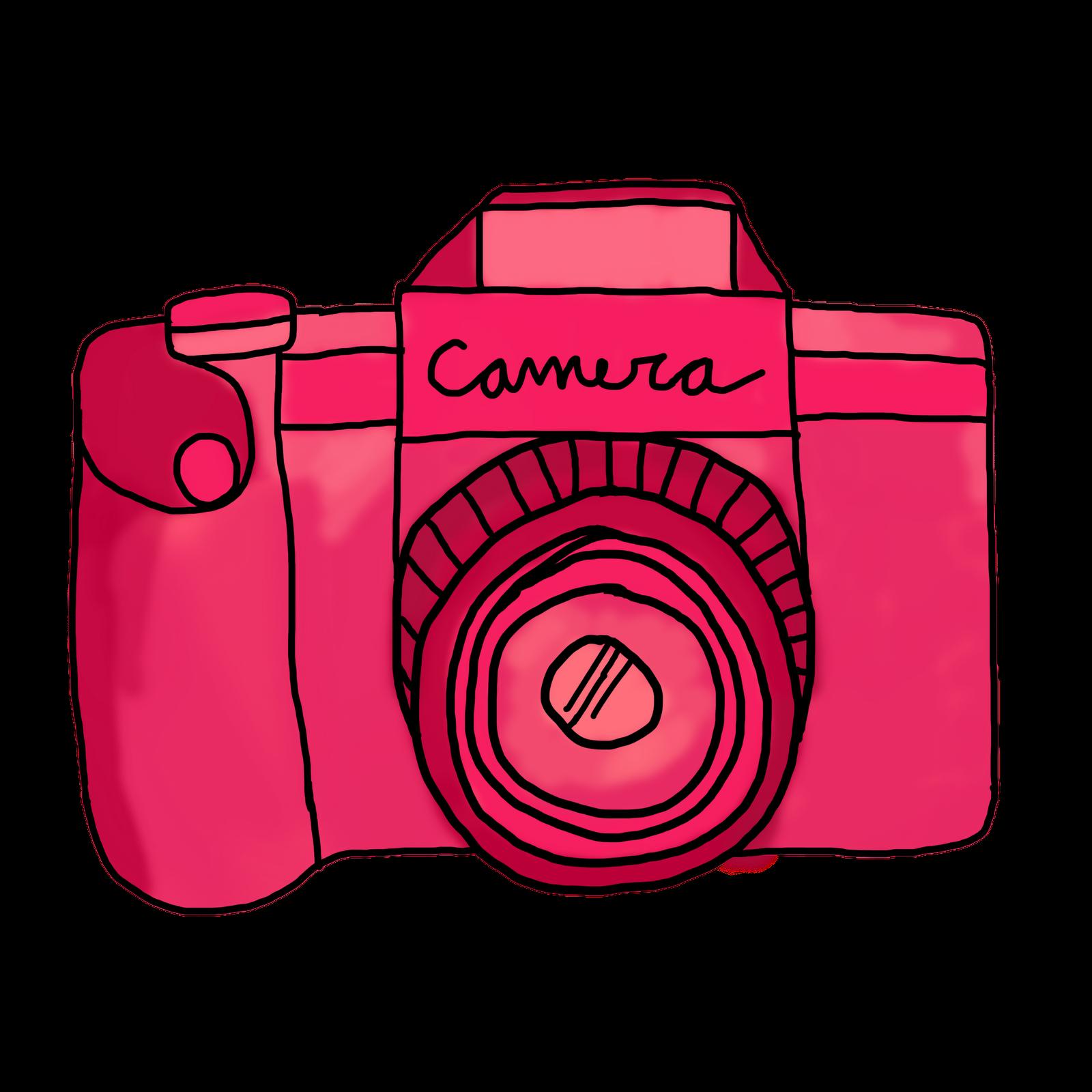 Camera clipart tumblr clipground for Camera gratis