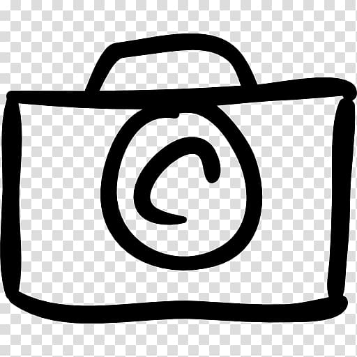 Camera Drawing Sketch, Camera Sketch transparent background PNG.