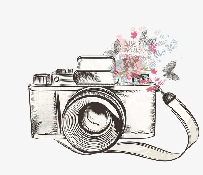 Camera Vector Png Free Download, Fineragdoll, Material, Free.