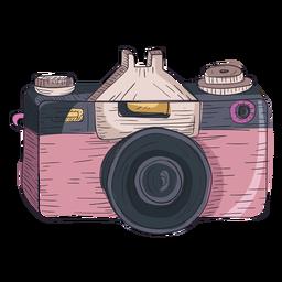 Digital camera screen.