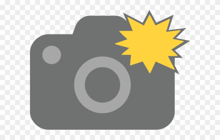 Photo Camera Clipart Camera Flash.