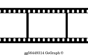 Camera Film Clip Art.
