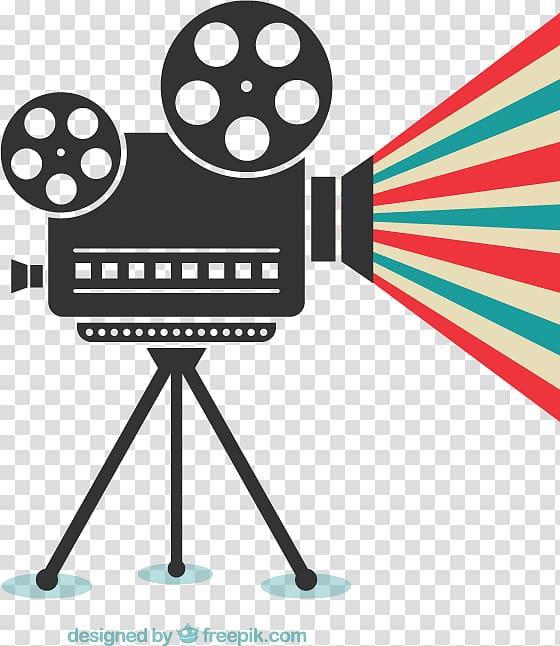 Video camera Video camera Film, Creative movie projector material ed.