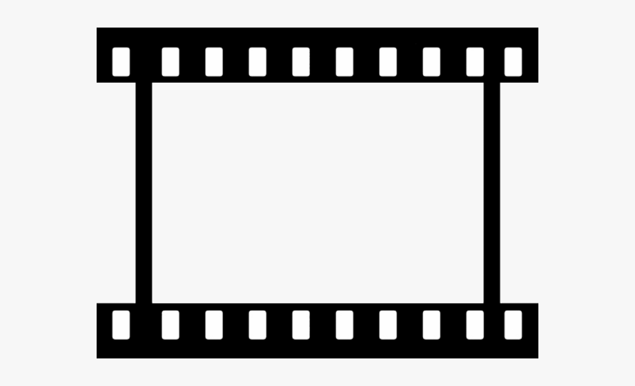 Filmstrip Clipart Film Negative.