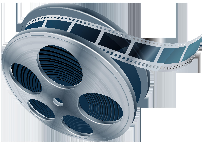 Film Roll PNG Clip Art.