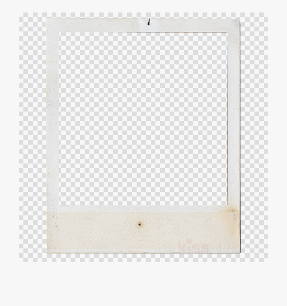 Polaroid Frame Clipart Instant Camera Picture Frames.