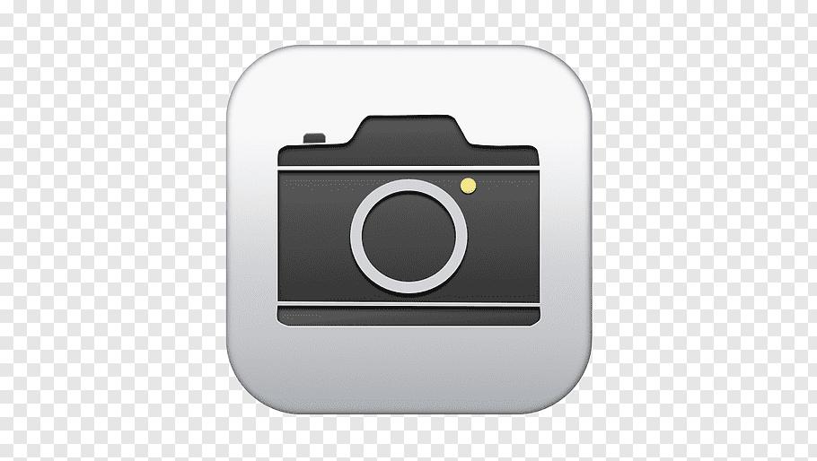 Camera illustration, Camera Computer Icons iOS 7 iPhone.