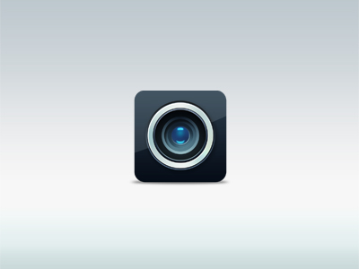 iPhone Camera Icon Clipart Picture Free Download.