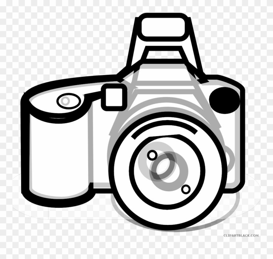 Camera Line Drawing Clip Art at PaintingValley.com.