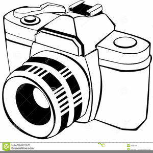 Video Camera Clipart Black And White.