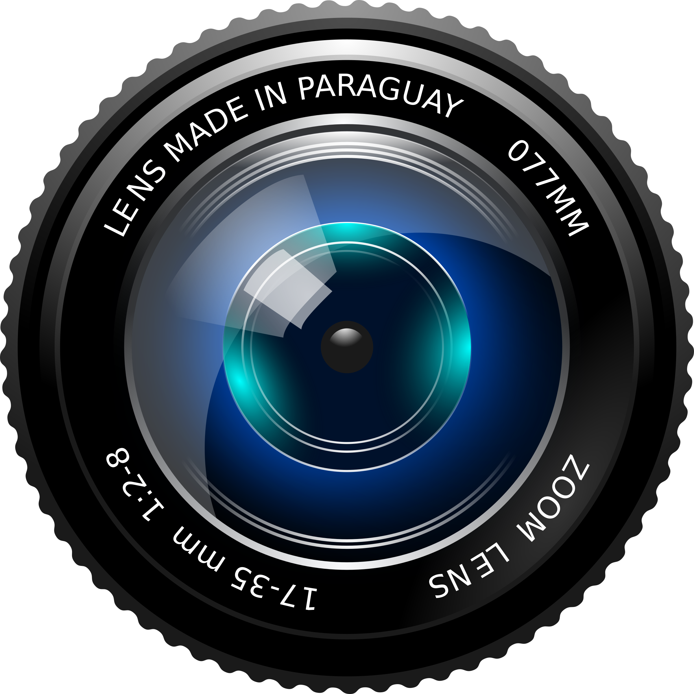 Camera lens png clipart 3 » Clipart Station.