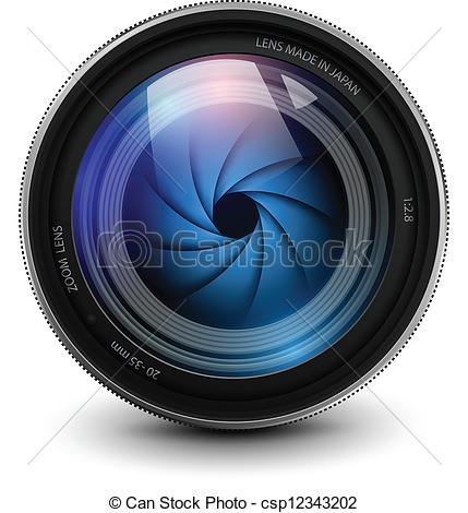 Camera lens Clip Art and Stock Illustrations. 27,129 Camera lens.