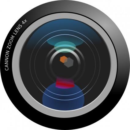 Camera Lens Clipart.