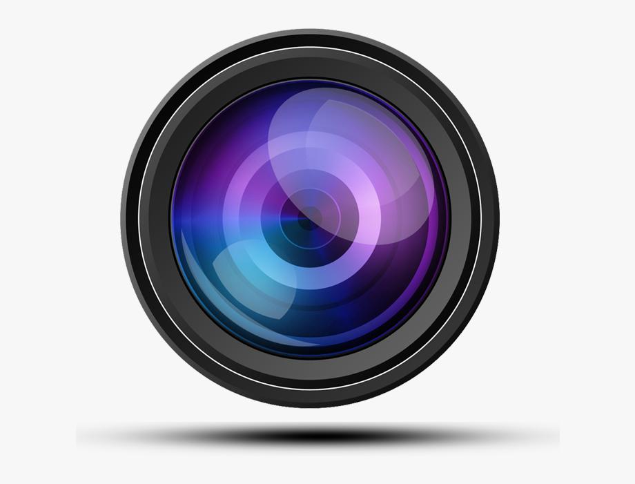 Lens Clipart Cool Camera.