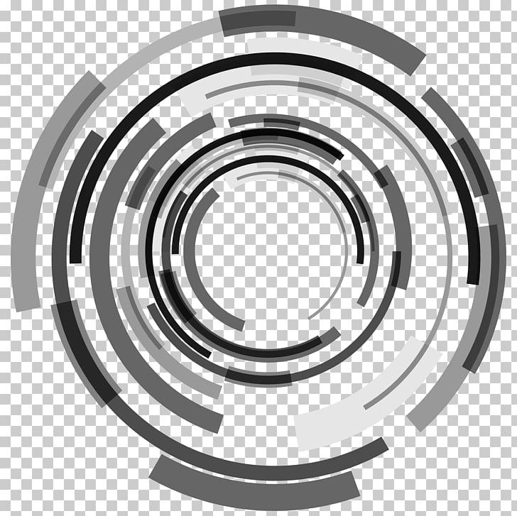 Camera lens Photography , camera , round grey illustration.