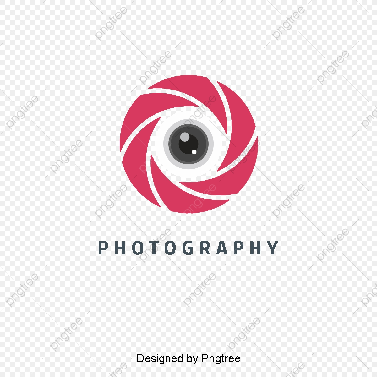 Red Camera Lens Vector, Camera Clipart, Red, Lens PNG Transparent.