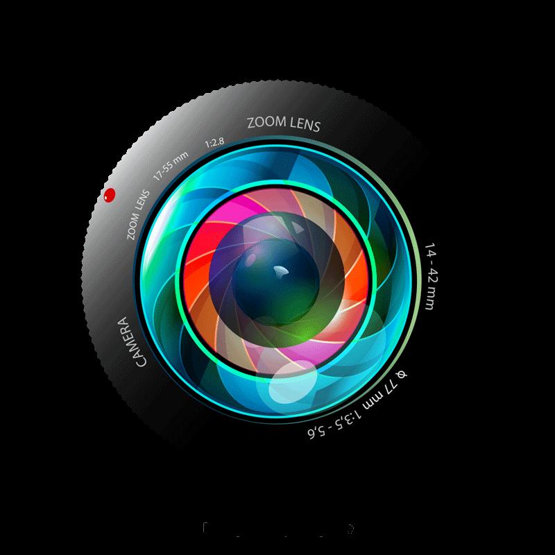 Camera Lens PNG Images.