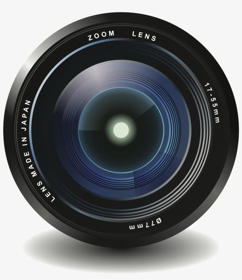 Camera Lens Png Transparent Image.
