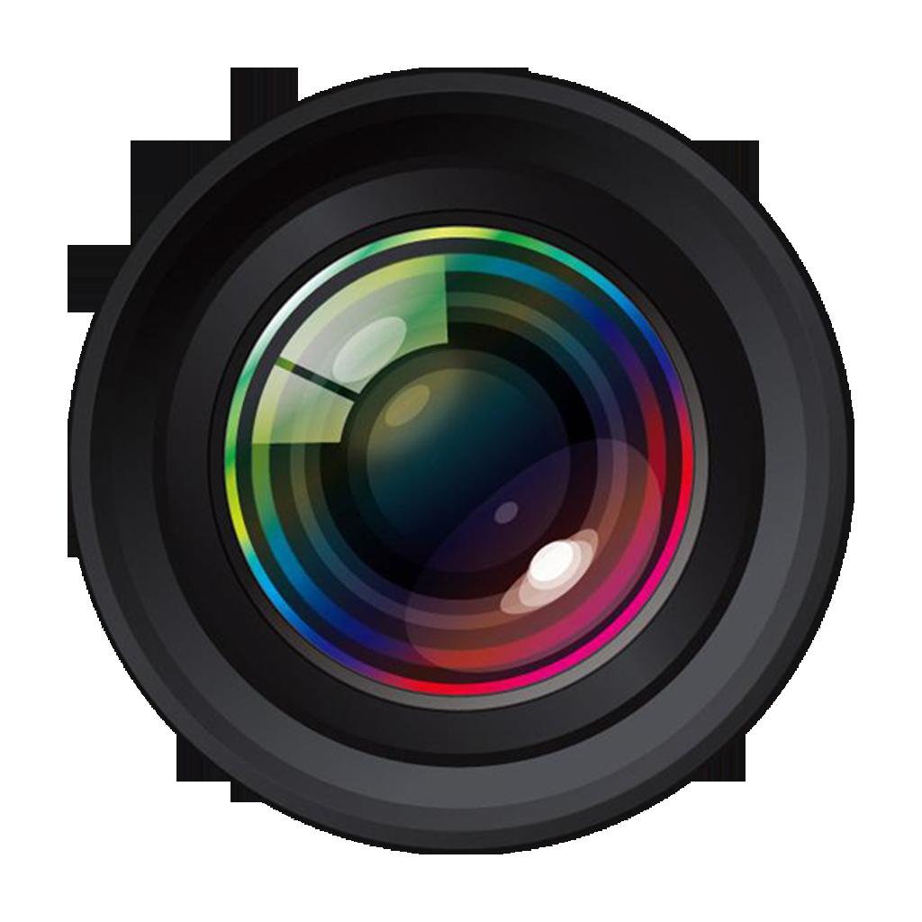 Camera Lens PNG Transparent.