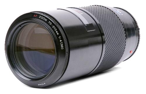 zoom lens.
