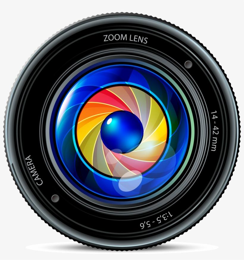 Photo Camera Vector.