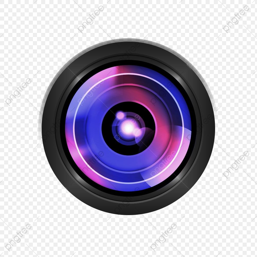 Vector Camera Lens, Camera Clipart, Shot, Camera Lens PNG.