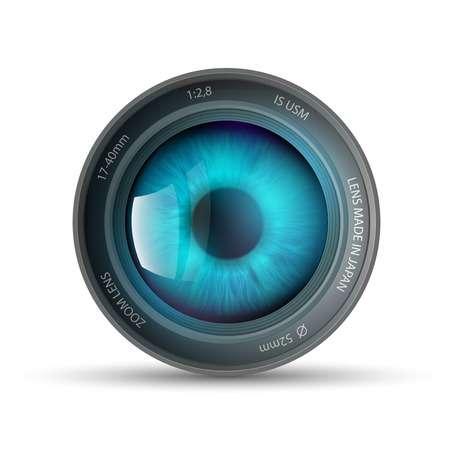 67,059 Camera Lens Cliparts, Stock Vector And Royalty Free Camera.