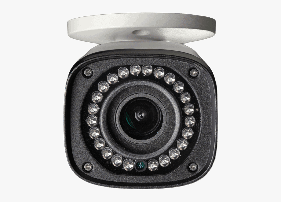 Lens Clipart Surveillance Camera.