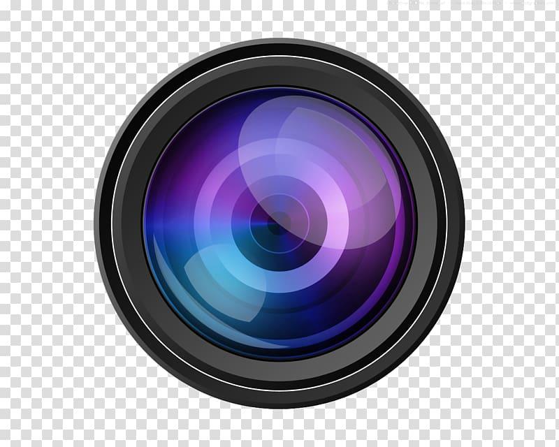 Camera lens logo, Camera lens Icon, Video Camera Lens transparent.